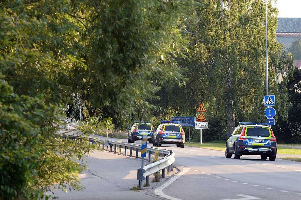 Överfallen ska ha inträffat på Tosterön i Strängnäs.