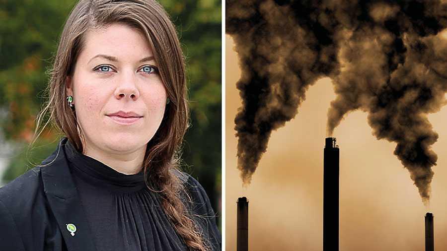 Jag kandiderar till språkrör för Miljöpartiet för att vi måste växla upp klimatarbetet. Inget annat parti ger klimatfrågan den prioritet som den kräver, skriver Elin Söderberg, distriktsordförande för Miljöpartiet i Västerbotten.