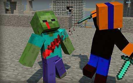 """Minecraft""."