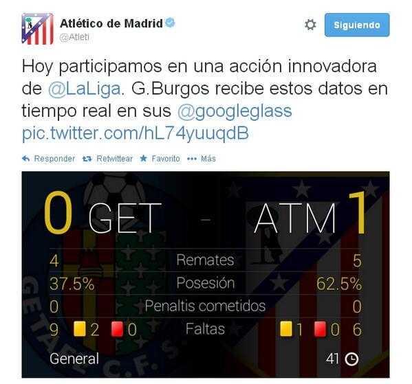 Klubben avslöjar siffrorna Burgos tog del av.