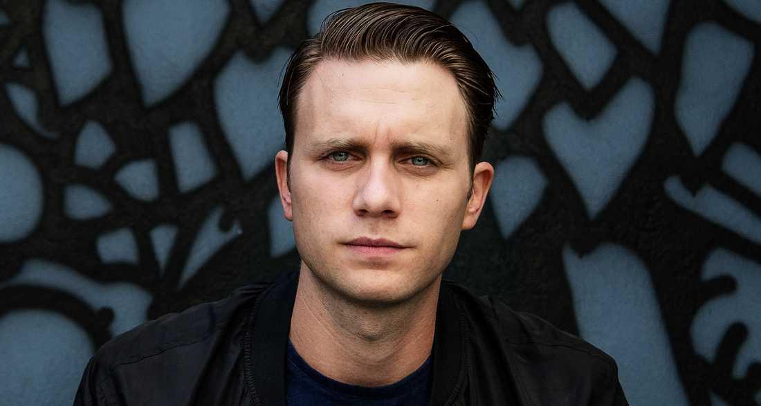 Martin Wallströms karriär går spikrakt uppåt.