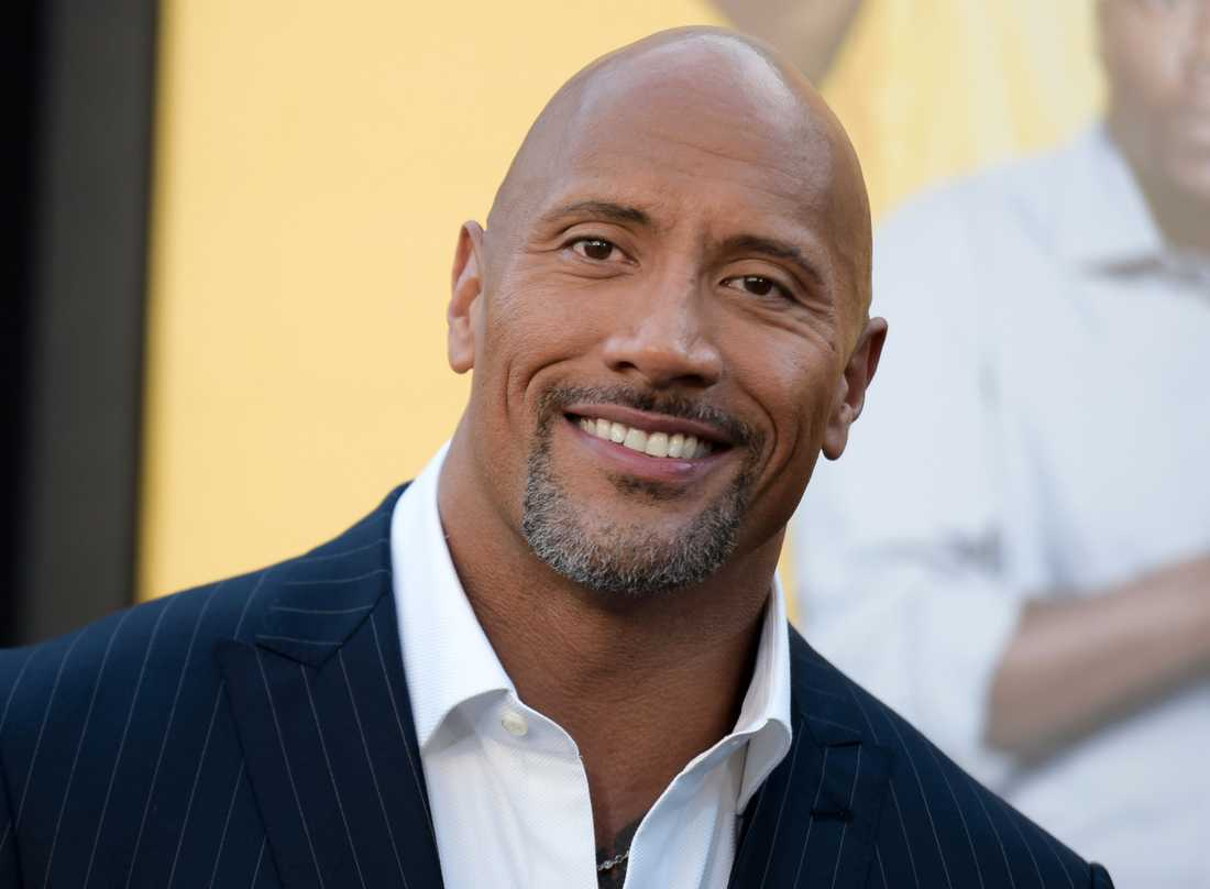 "Dwayne ""The Rock"" kan bli USA:s nästa president."