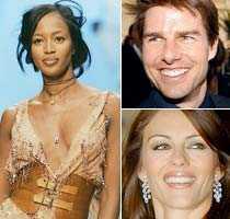 Naomi Campbell, Tom Cruise och Liz Hurley har alla semestrat på Saint Barthélemy.