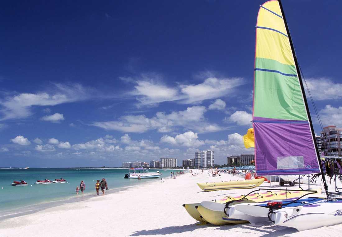 Florida är återigen i ropet. Varför inte koppla av på stranden på Marco Island?