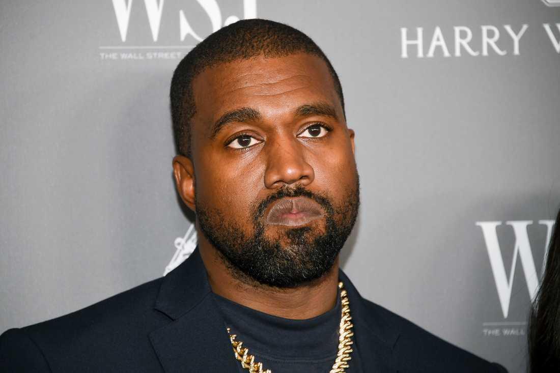Netflix har lagt beslag på en ny dokumentärserie om Kanye West. Arkivbild.