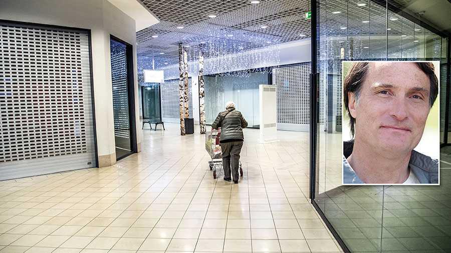 Glastorn, moduler och handelsområden breder ut sig. Det är tid att öppna ögonen för förfulningen av Sverige, slänga de ideologiska skygglapparna och söka en öppen diskussion om de skönhetsvärden som står på spel, innan det ännu än gång är för sent, skriver Fredrik Kullberg.