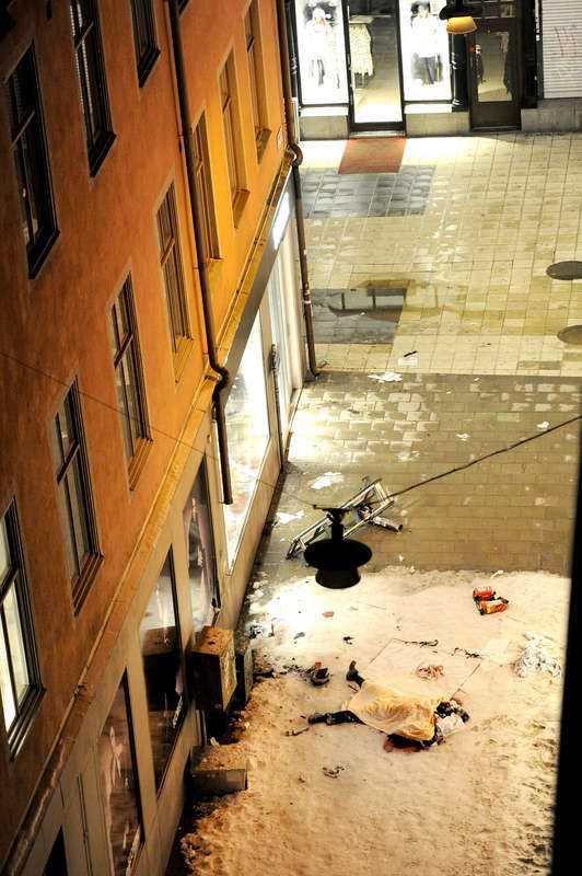 Taimour Abdulwahab al-Abdaly sprängde sig själv i luften den 11 december 2010 i Stockholm.