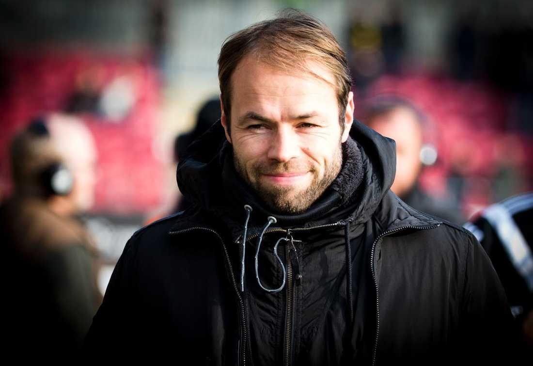 Andreas Alm har lett AIK till topp fyra-platser alla år.