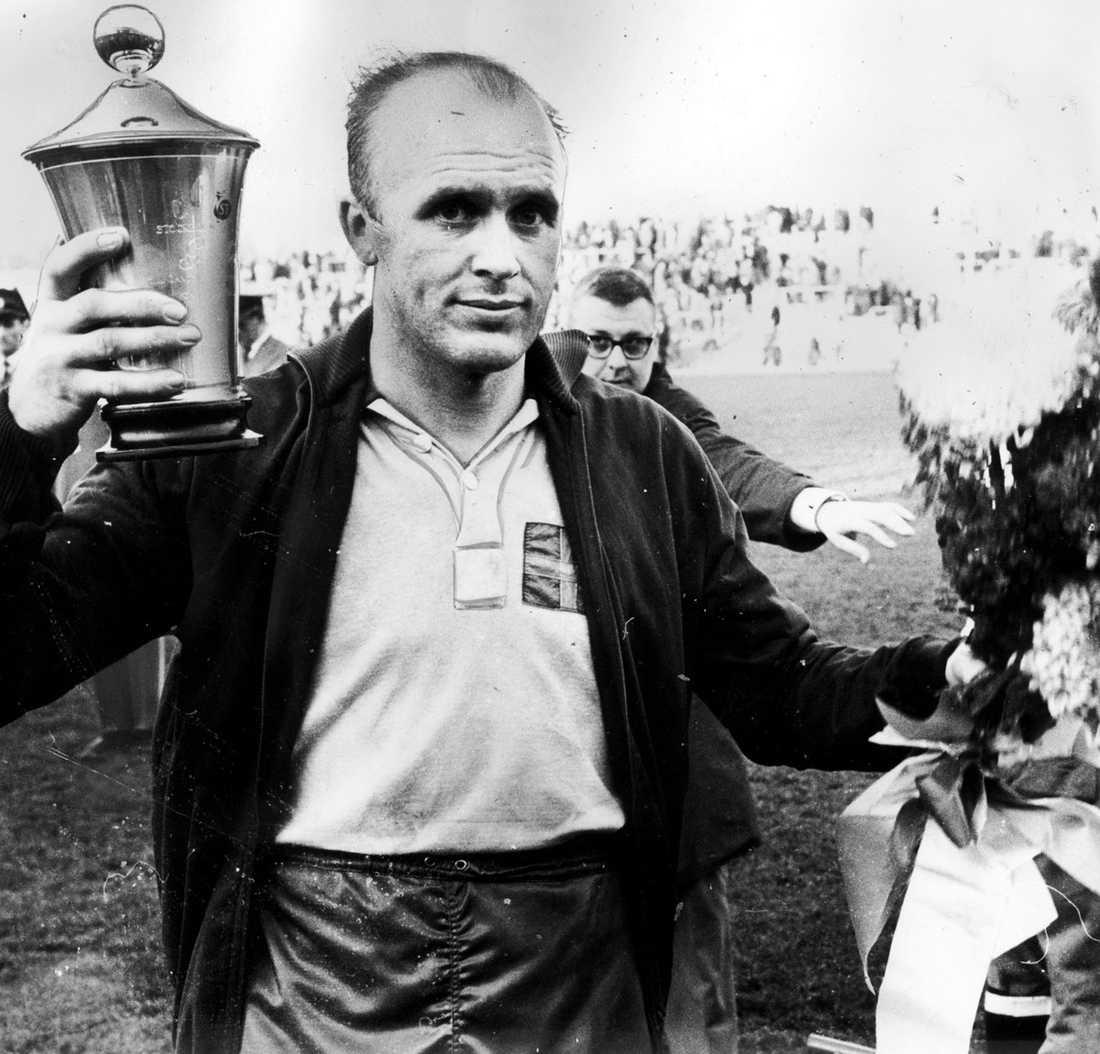 1962: Prawitz Öberg, Malmö FF