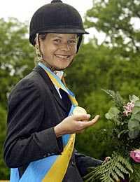 Första SM-guldet. Malin Baryard har skördat stora framgångar i VM- och OS-sammanhang – men aldrig tidigare vunnit ett SM-guld på seniornivå. Det har hon nu...