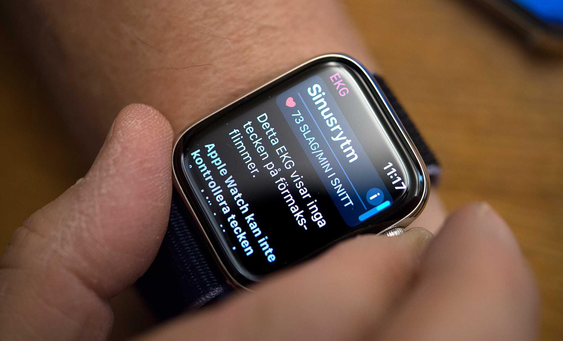 Det väntas komma flera nyheter kring nya  Apple Watch.