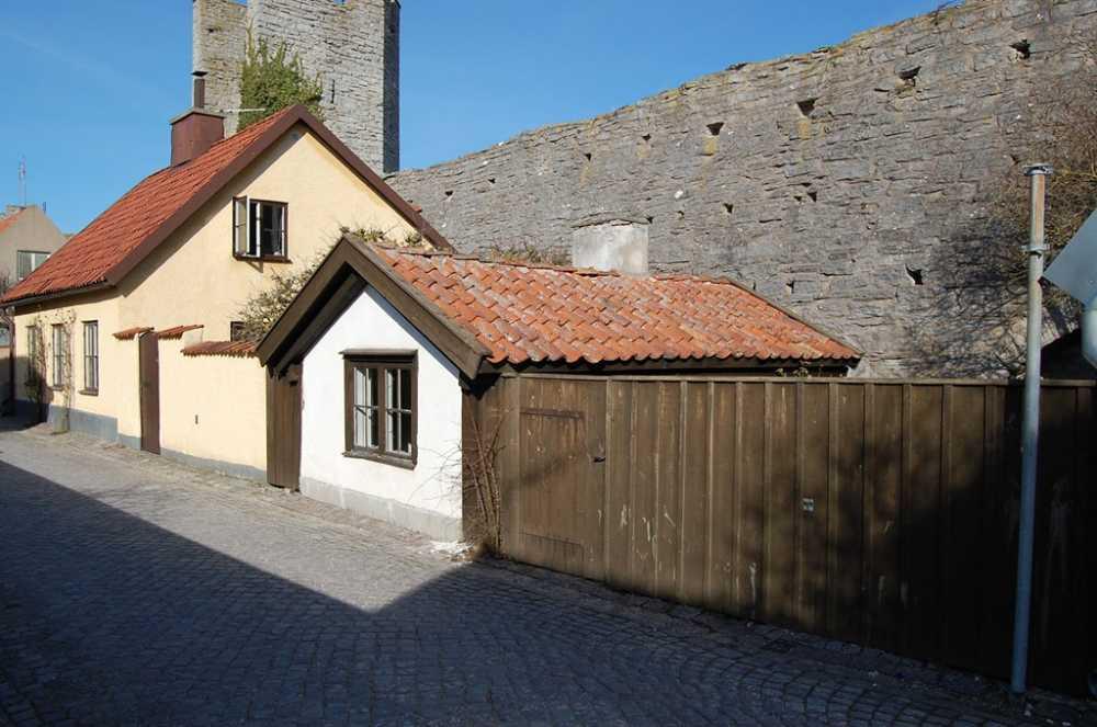 Visbys minsta hus säljs för drygt 1 700 000 miljoner kronor.