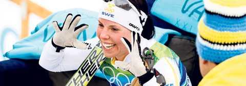"""revanschen Inför Charlotte Kallas OS-debut sågade Patrik Sjöberg de svenska skidåkarnas psyke. """"När det väl kommer till mästerskap så funkar det inte längre"""", sa Sjöberg. Men Kalla gav svar på tal."""