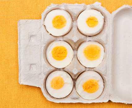 ett ägg om dagen