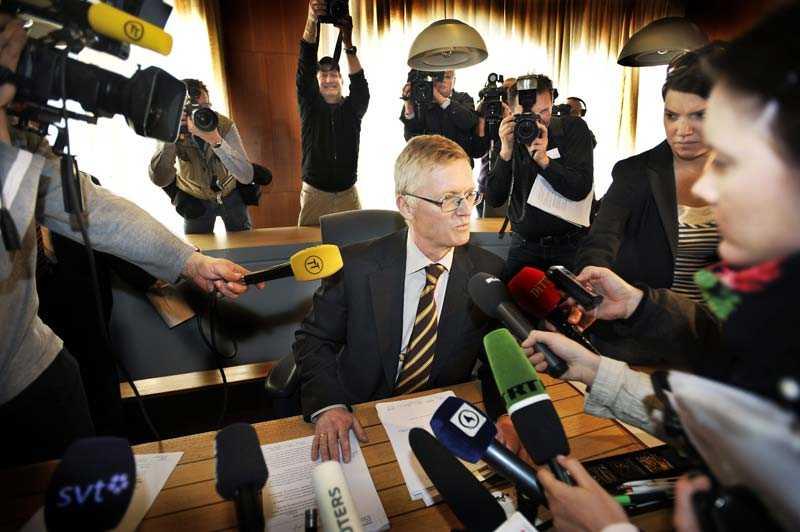 Domare Tomas Norström anklagas för jäv i Pirate Bay-rättegången.
