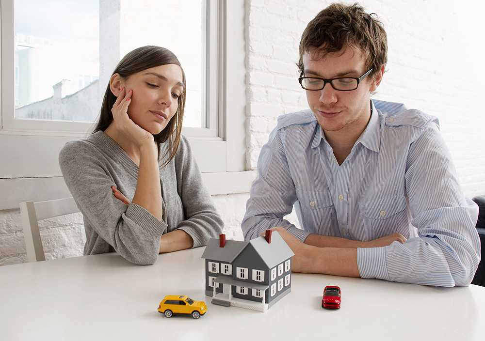 Många undrar hur andra har råd att köpa bostad.