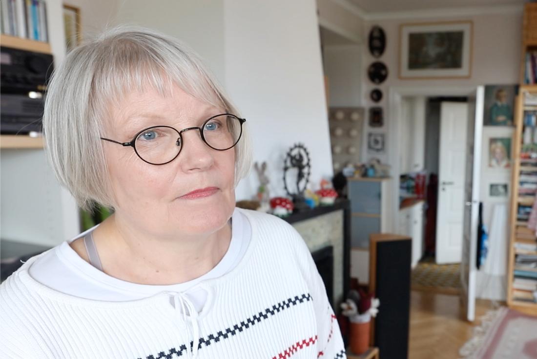 Zara Glans har varit medlem i Hyresgästföreningen under en lång tid och hon riktar nu hård kritik mot ledningen.