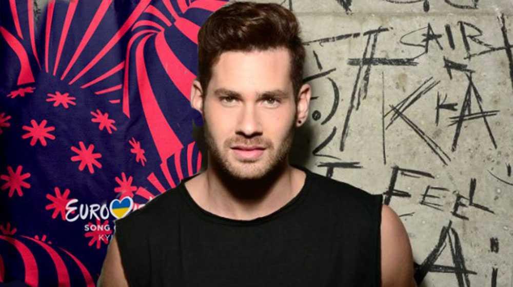 """I årets Eurovision song contest representerades Israel som sjöng låten """"I feel alive""""."""