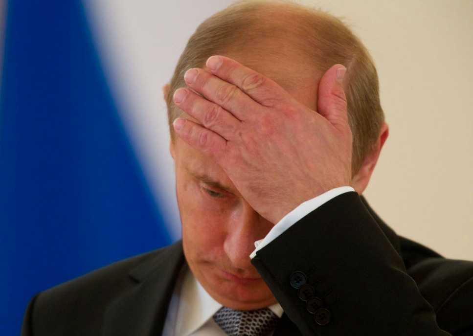 Så här kände sig kanske Rysslands president Vladimir Putin när Mitt Romney utnämnde landet till USA:s fiende nummer ett nyligen.