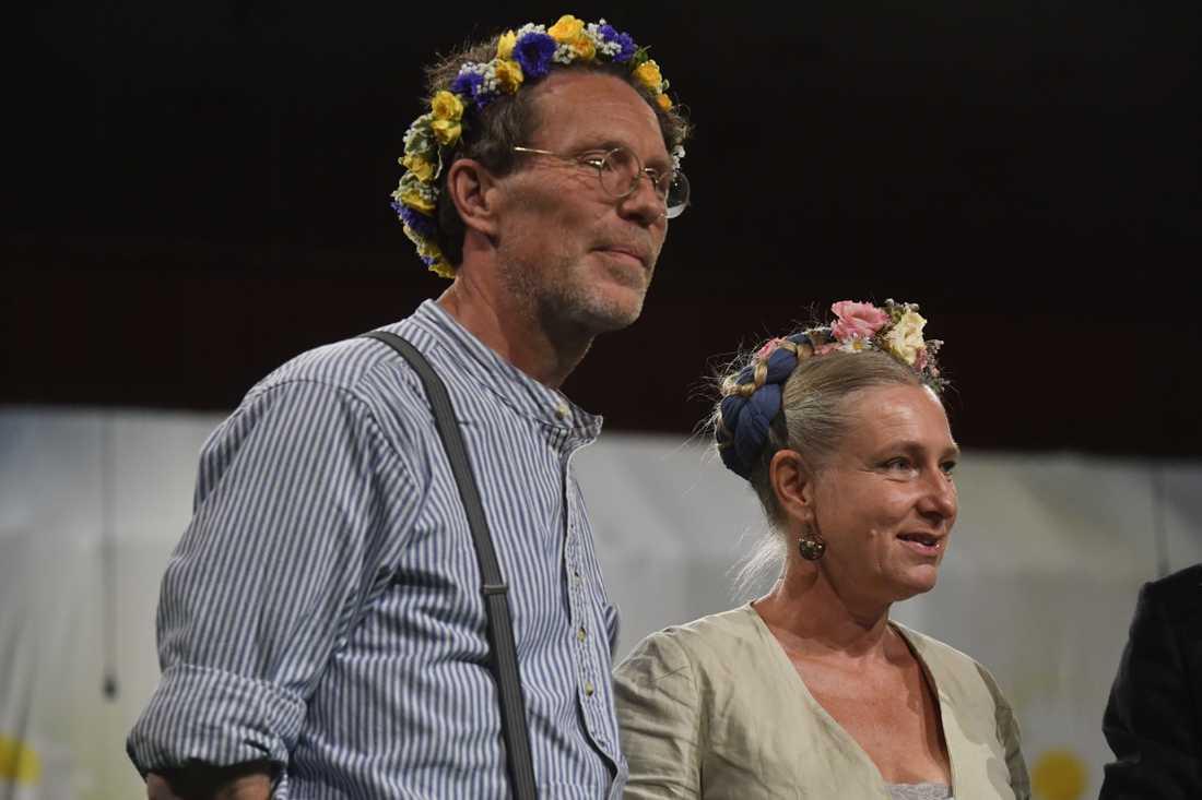 Gustav och Marie Mandelmann.