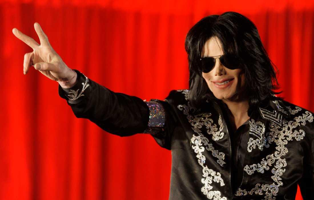 1 Michael Jackson.