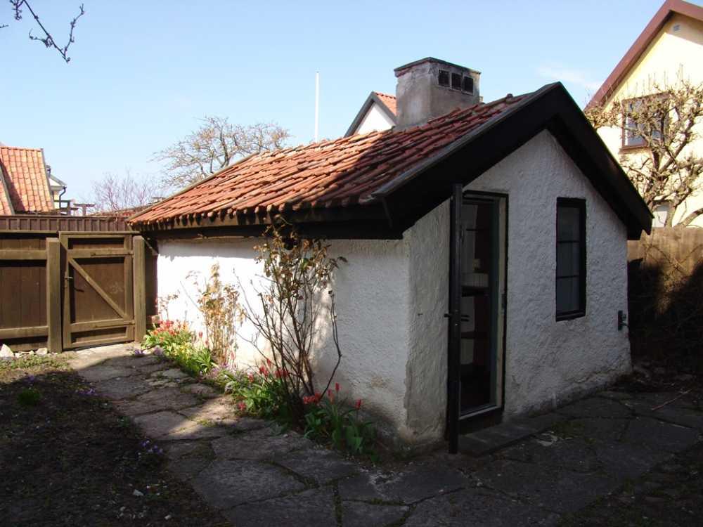 Det lilla huset på 14 kvadratmeter får en prislapp på 126 000 kronor per kvadratmeter.