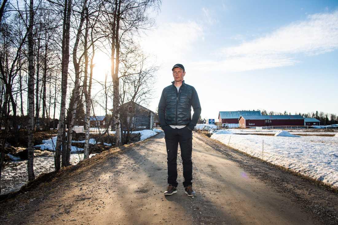 Dennis Lundström.