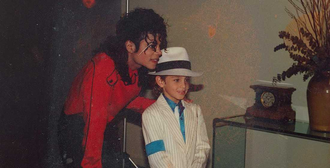 "Michael Jackson i ""Leaving Neverland""."