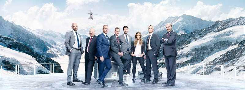 Profilstarkt OS-lagViasat hårdsatsar på vinter-OS som drar igång i morgon. Bland annat på hockeyn som profiler som Håkan Södergren, Johan Tornberg och Niklas Jihde ska bevaka.