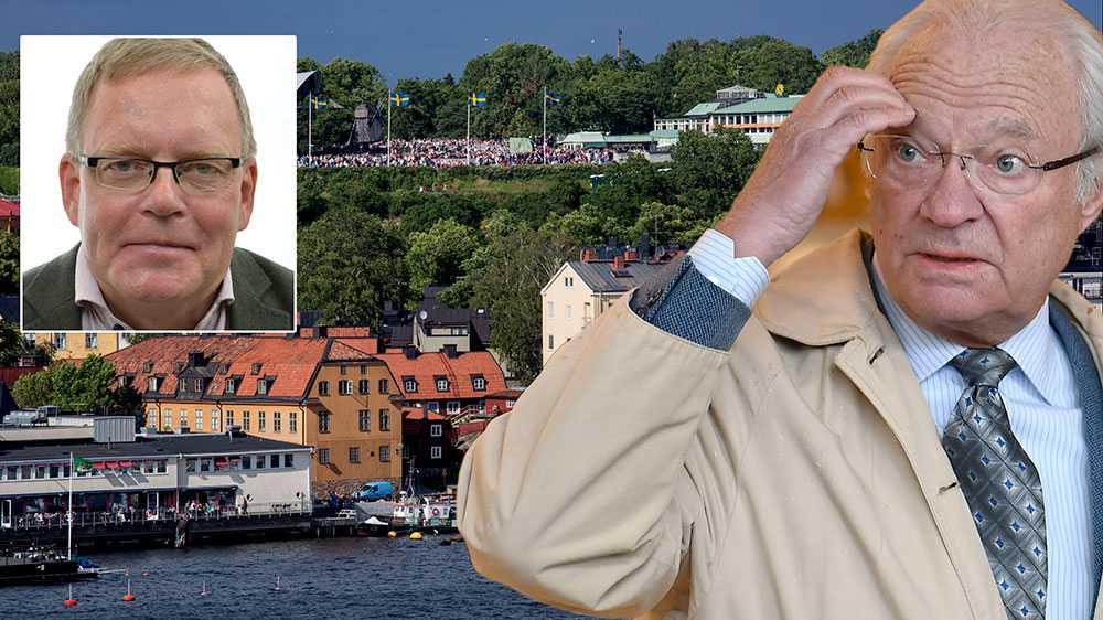 Risken för att kungen nyttjar Djurgårdens exklusiva adresser som en sorts särskilda avlöningar eller gratifikationer kan inte helt uteslutas, skriver Dag Larsson, riksdagledamot (S).