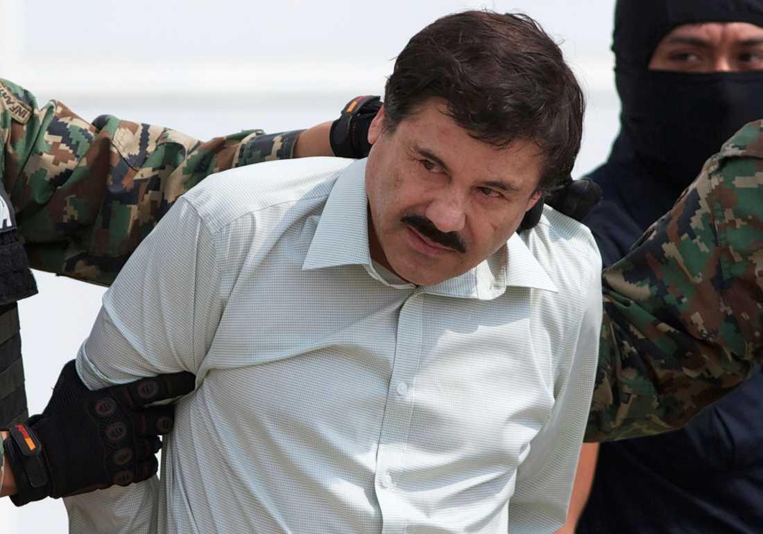 """""""El Chapo"""" 2014."""