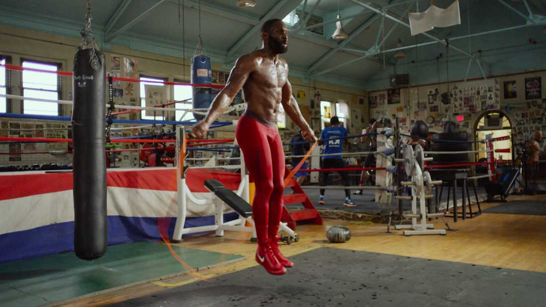 Boxaren Bryant Jennings.