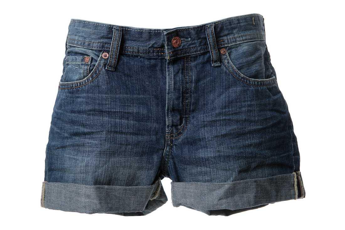 SHORTSEN Jeansshorts, H&M, 249 kr.