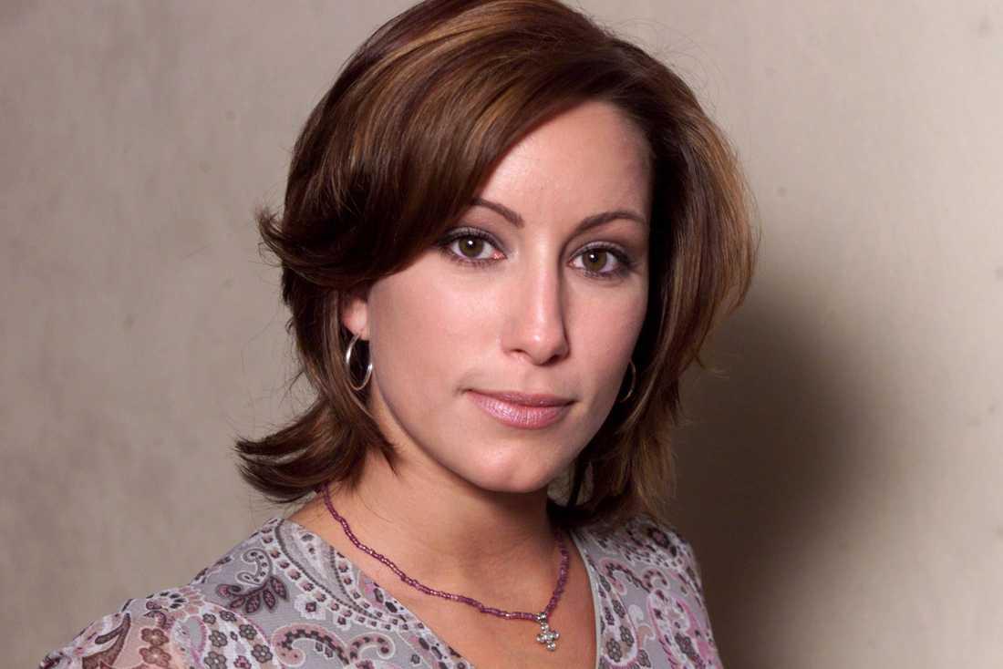 Lisa Nilsson är en av soloartisterna på årets Nobelbankett i Stadshuset. Arkivbild.