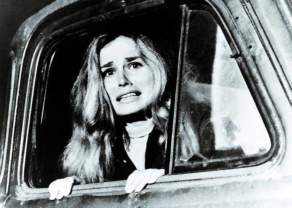 """""""Night of the living dead"""" (1968)."""