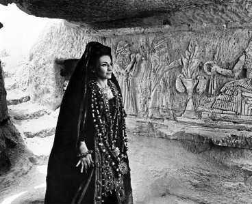 """Maria Callas i """"Medea""""."""