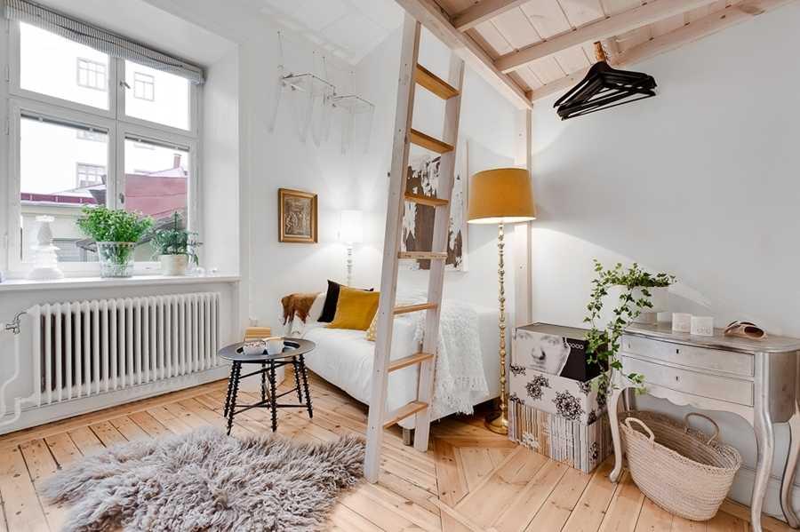 I slutet av förra året låg en 12 kvadratmeter liten lägenhet på Kungsholmen i Stockholm ute till försäljning för 1,2 miljoner kronor.