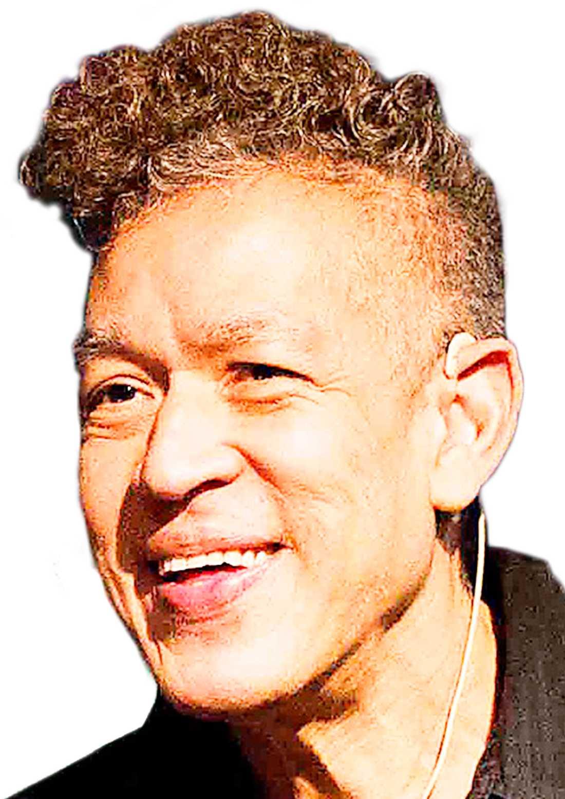 Andres Serrano (född 1950).