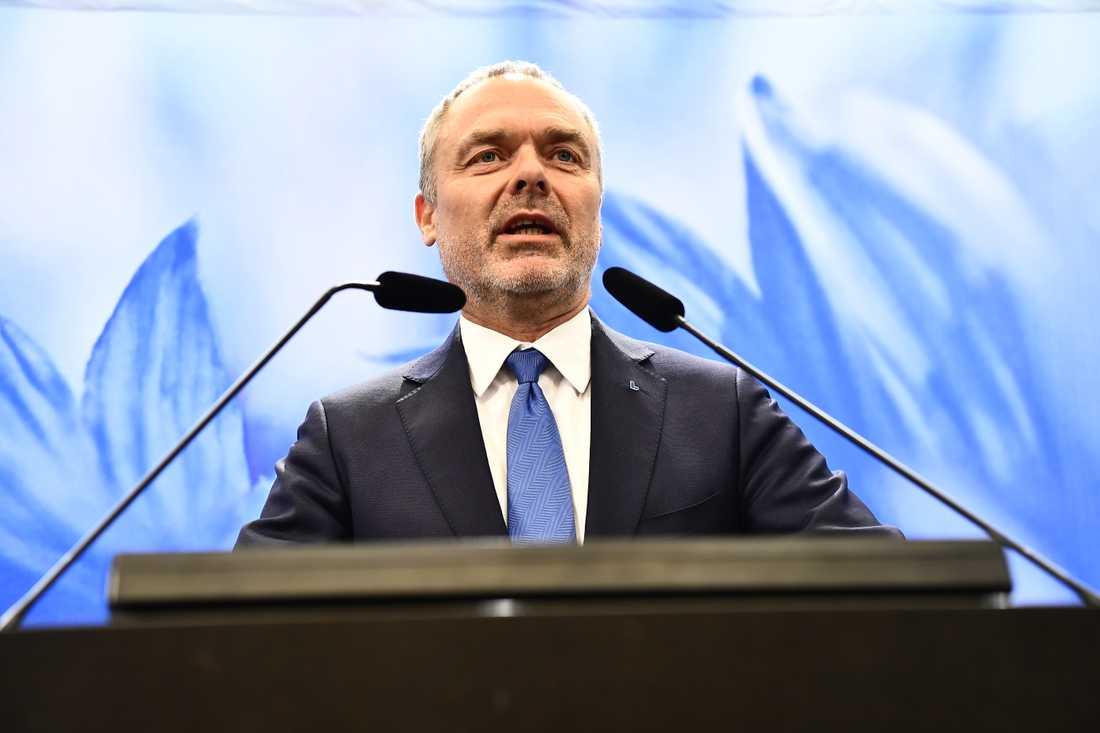 Jan Björklund (L) ställer inte upp för omval vid partiets landsmöte i november.