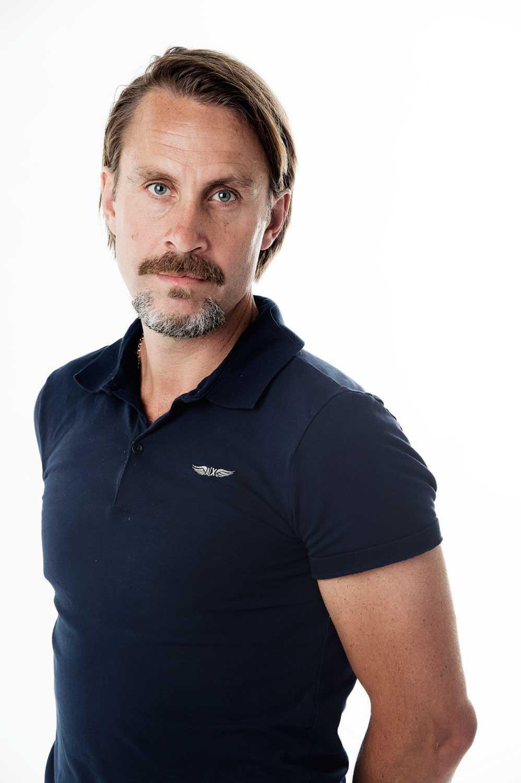 Niclas Hammarström.