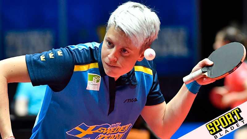 Matilda Ekholm slutar – gör sista matchen på lördag