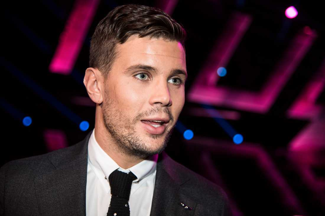 Robin Bengtsson är redo för Eurovision Song Contest, med sin ändrade låttext.