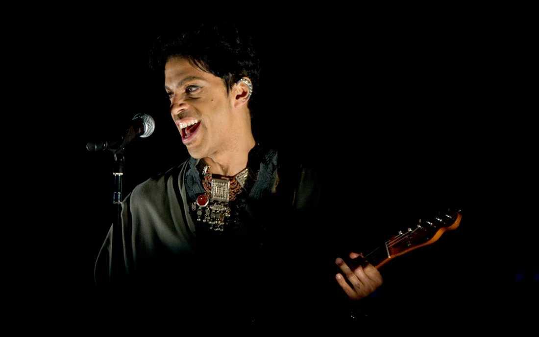 Prince på Way Out West i Göteborg, 2011. Konserter blir inte bättre. Inte musik heller.