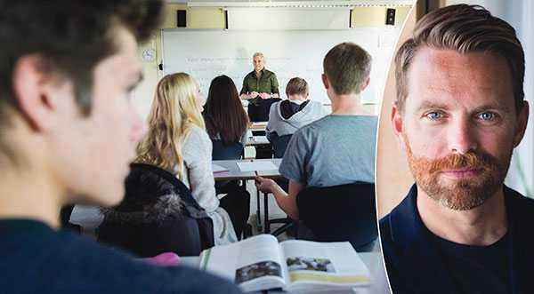 I dag är det slumpen som avgör om unga får en bra sexualundervisning och det är inte okej, skriver Hans Linde.