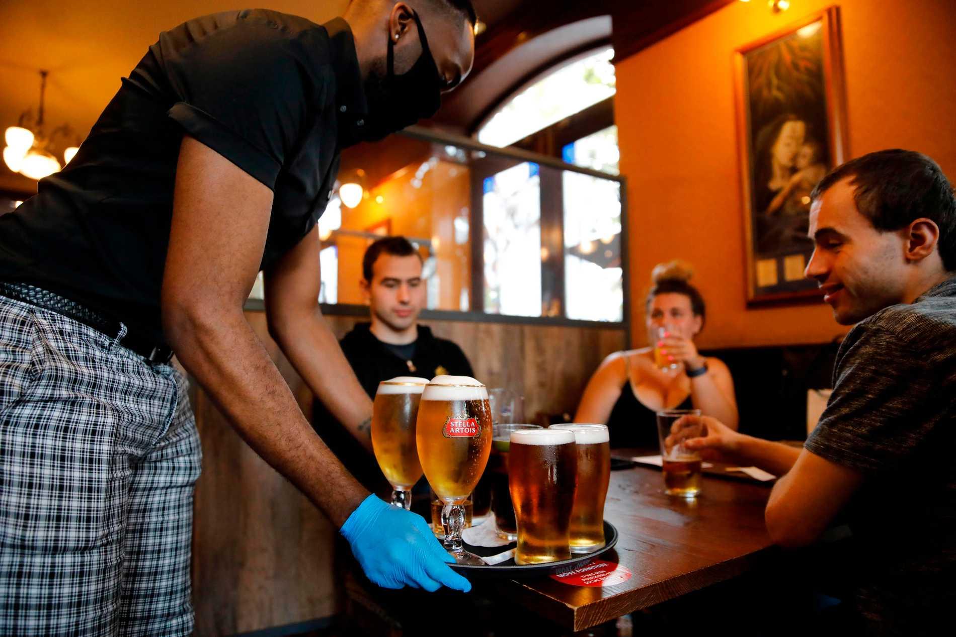 """""""Underbart"""" – största pubstoppet på 350 år över"""
