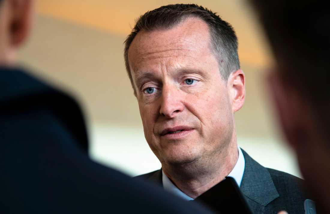 Anders Ygeman (S) säger att det krävs en kraftigt ökad elproduktion i södra och mellersta Sverige.