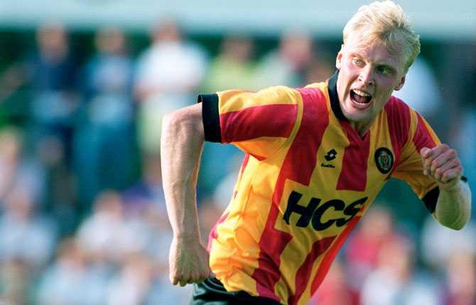 Klas Ingessons första proffsklubb ute i Europa blev belgiska KV Mechelen, där svensken tjänstgjorde 1990-1993.