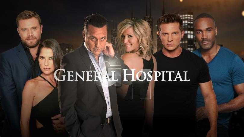 """""""General hospital"""" satsar på flashback friday."""