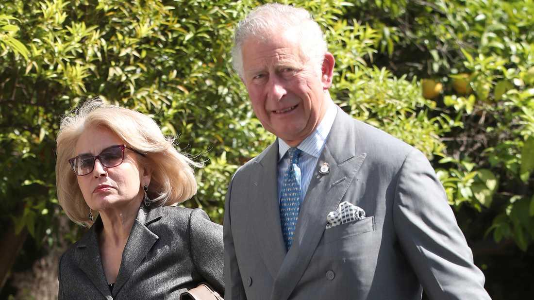 Storbritanniens prins Charles och Camilla Parker Bowles ska resa till Kuba. Arkivbild.