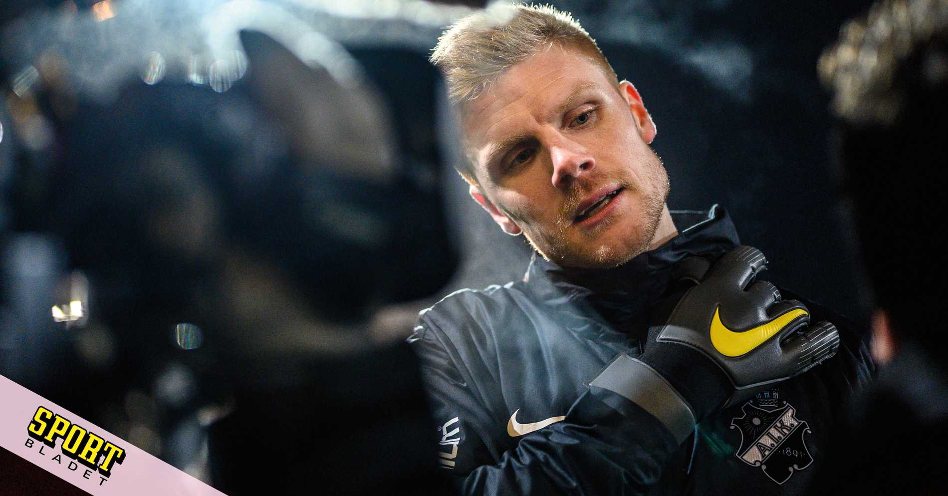 Tunga avbräcket för AIK – Haugaard missar nästa match
